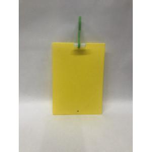 Trampa cromática amarilla 20x14cm PACK 10 UNIDADES